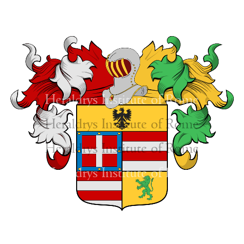 Coat of Arms of family Pii