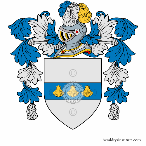 Coat of Arms of family Matera