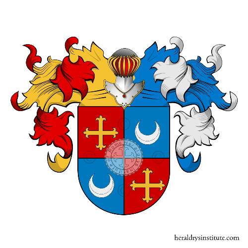 Coat of Arms of family Lerma
