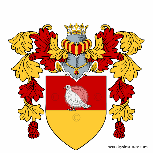Coat of Arms of family Marullo