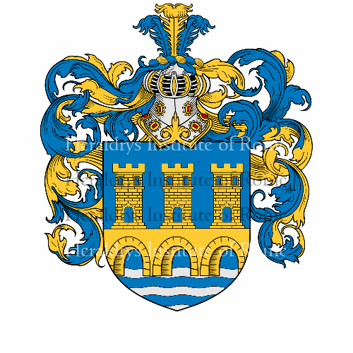 Coat of Arms of family Ferrara