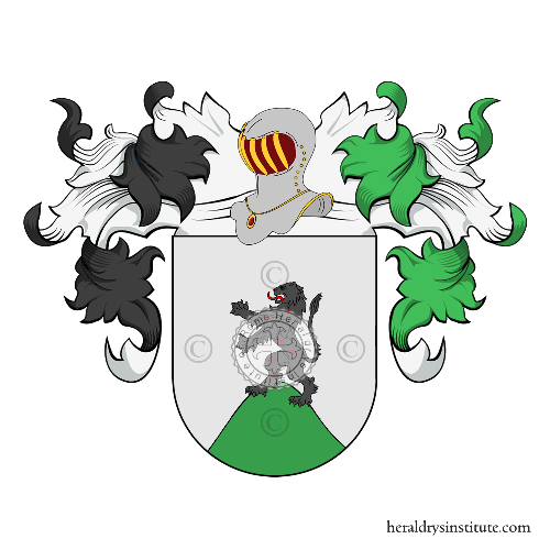 Coat of Arms of family Simões