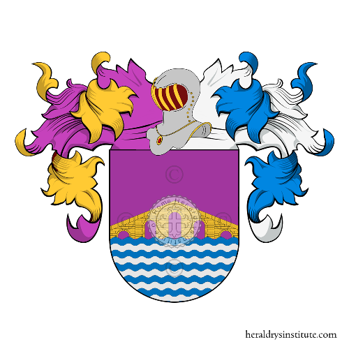 Coat of Arms of family Polidano