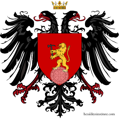 Coat of Arms of family Artale