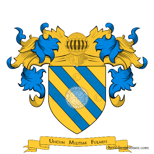 Coat of arms of family Sangro