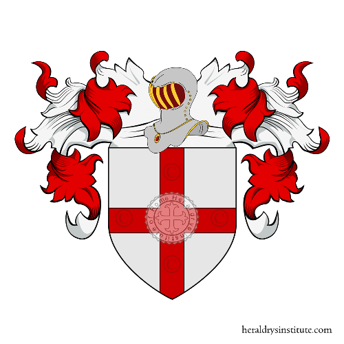 Coat of arms of family Savigliano