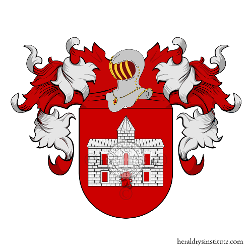 Coat of Arms of family Ramone
