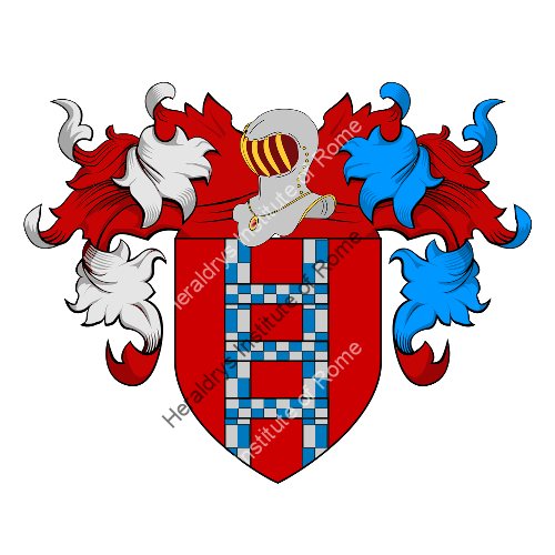 Coat of Arms of family Falconieri