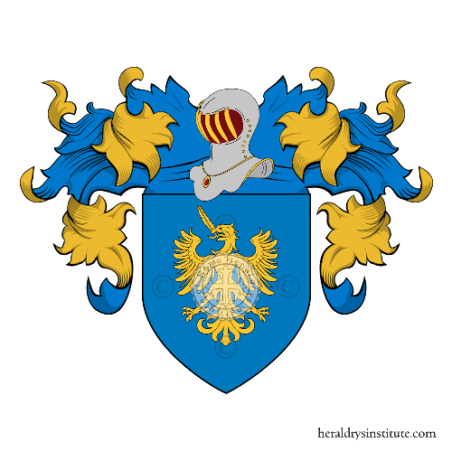 Coat of Arms of family Penna