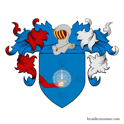 Coat of Arms of family Florio
