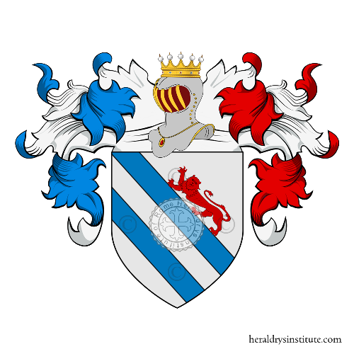 Coat of Arms of family Pandolfo