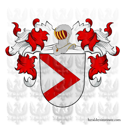 Coat of Arms of family Marchewitz