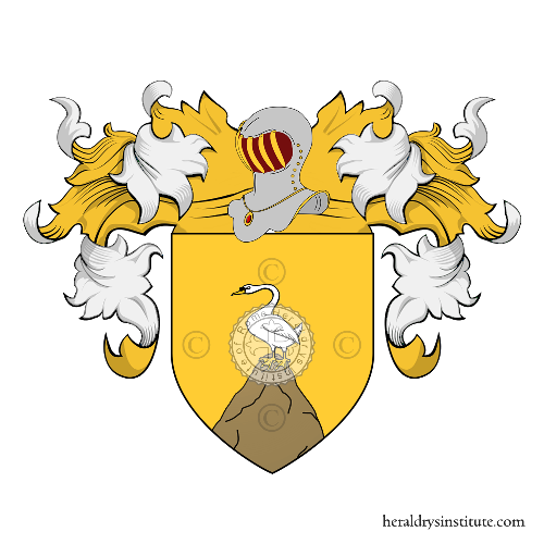 Coat of Arms of family Sini