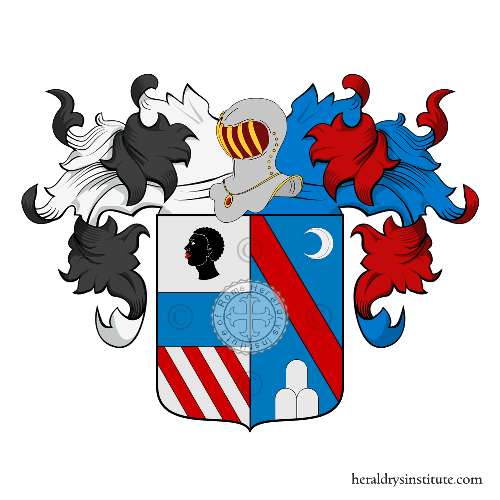 Coat of arms of family Caira Panunzi