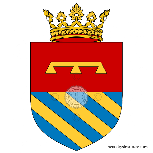 Coat of Arms of family Dolci