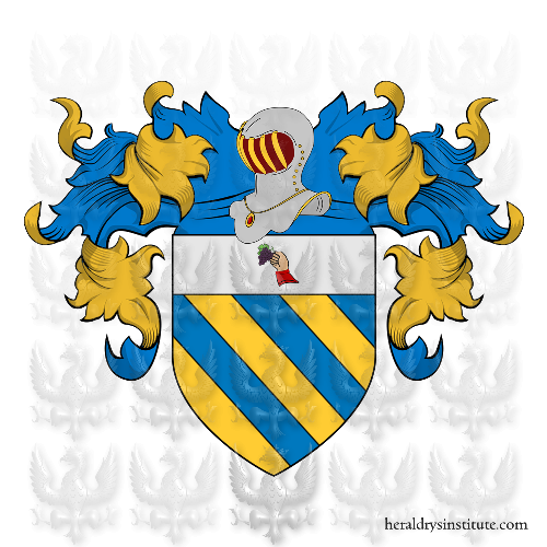 Coat of Arms of family Vioto