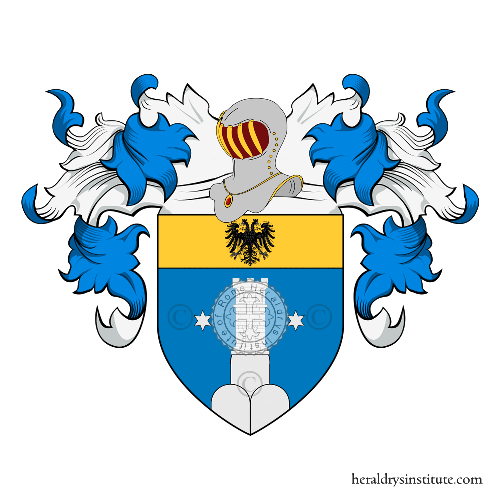 Coat of Arms of family Lecco