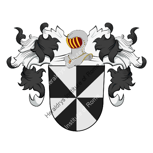 Coat of Arms of family Wiprich