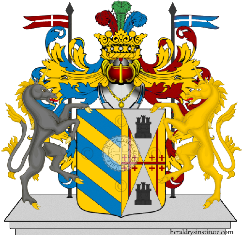 Coat of Arms of family Parlani