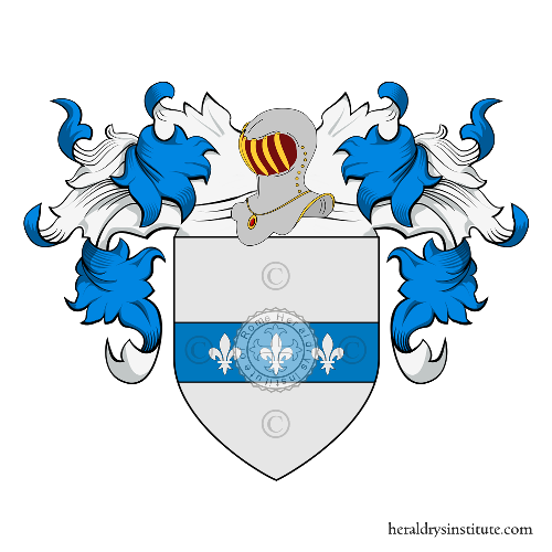 Coat of Arms of family Musi