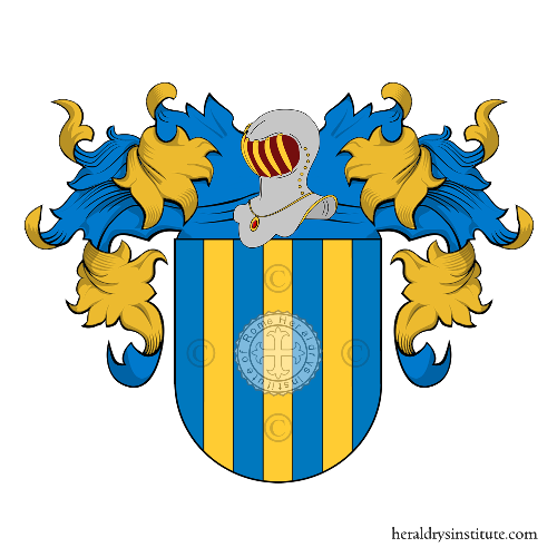 Coat of Arms of family Pinon