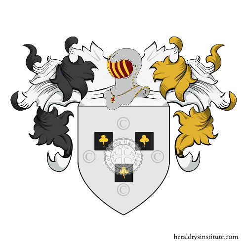 Coat of Arms of family Tardivel