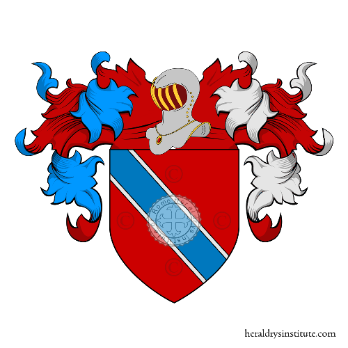 Coat of Arms of family Superbi