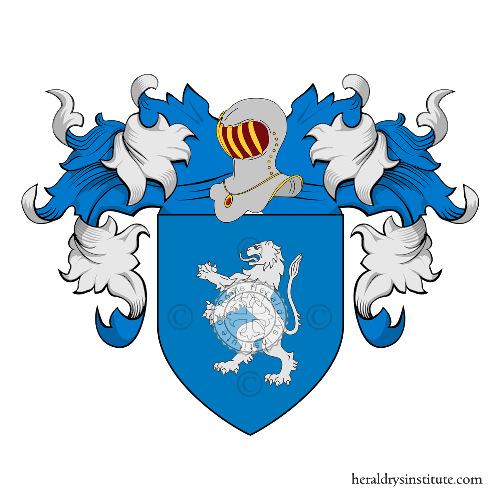 Coat of Arms of family Legrenzi