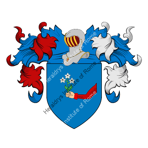 Coat of Arms of family Barigiani
