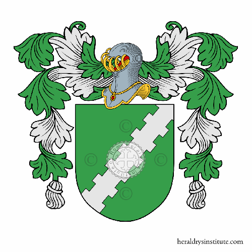 Coat of Arms of family Duro