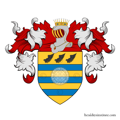 Coat of Arms of family Voli