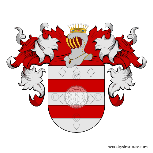 Coat of Arms of family Vòlo