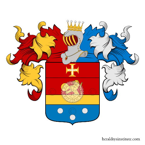 Coat of Arms of family Bologna