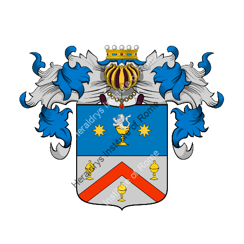 Coat of Arms of family Toppi