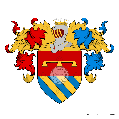 Coat of Arms of family del Doce