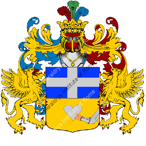 Coat of Arms of family Scorda