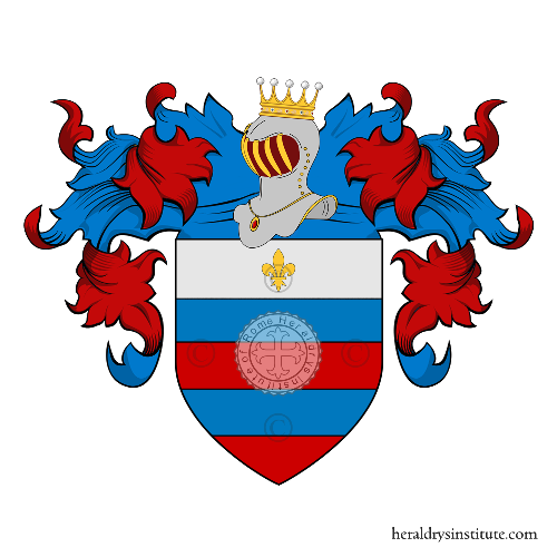 Coat of Arms of family Paulini
