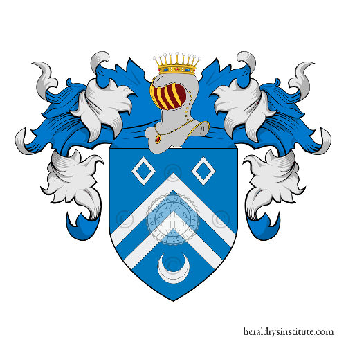 Coat of Arms of family Perinetti