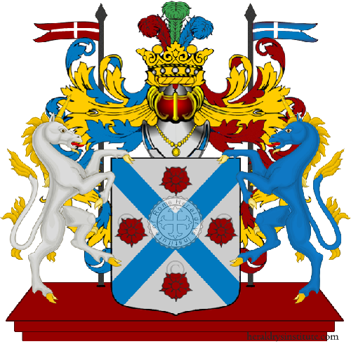 Coat of Arms of family Pavarini