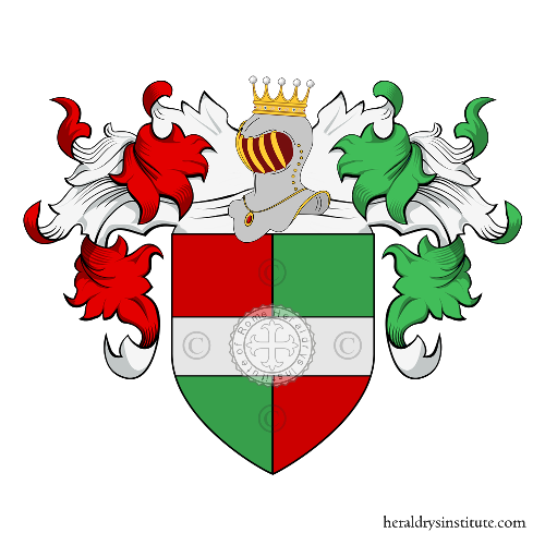 Coat of Arms of family Bighetto