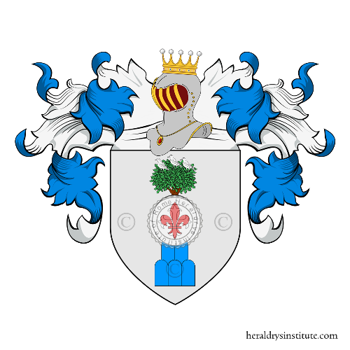 Coat of arms of family Loi