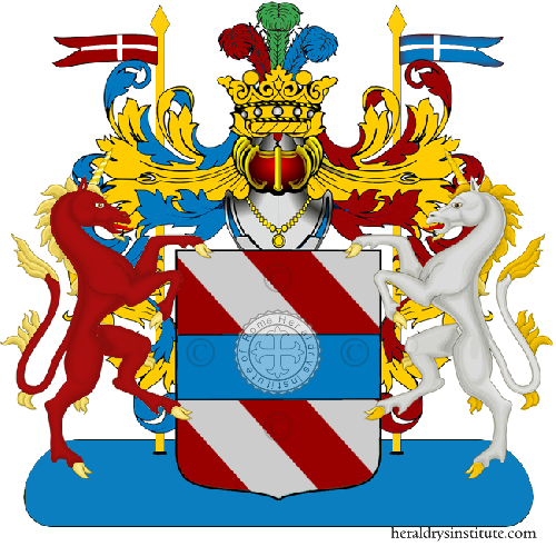 Coat of Arms of family Scorsini