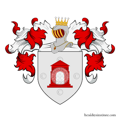 Coat of arms of family Portis