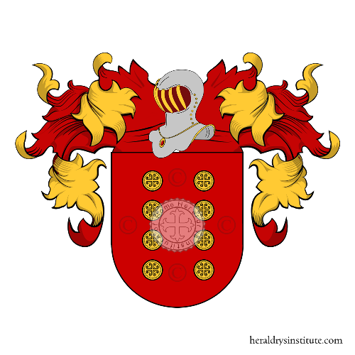 Coat of Arms of family March