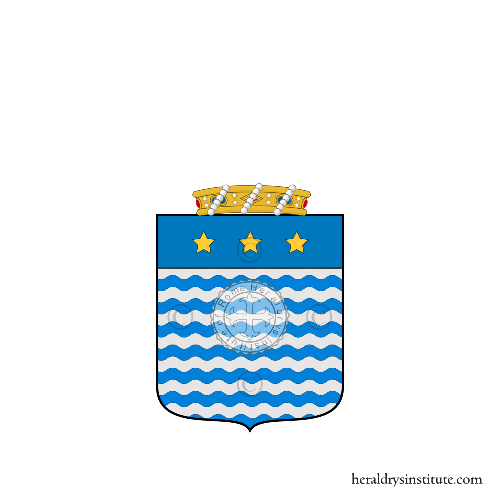 Coat of arms of family di Maria