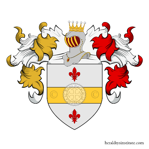 Coat of arms of family Costoldo