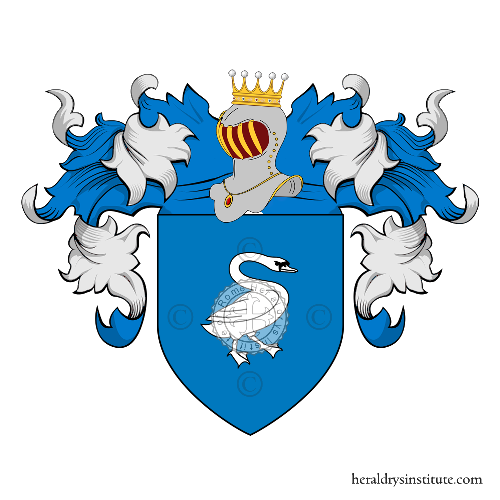 Coat of Arms of family de Bonis