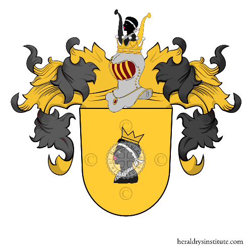 Coat of arms of family Morhart d'Offenwang