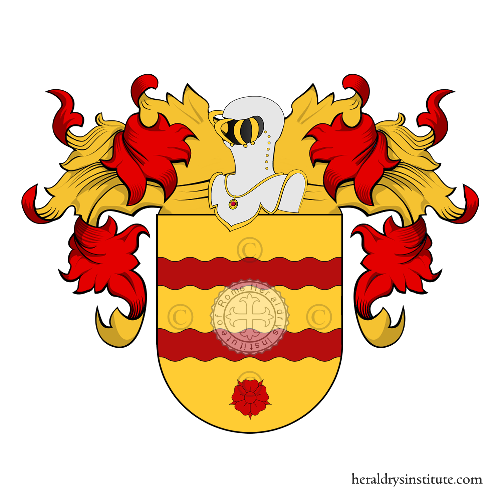 Coat of Arms of family Juliano