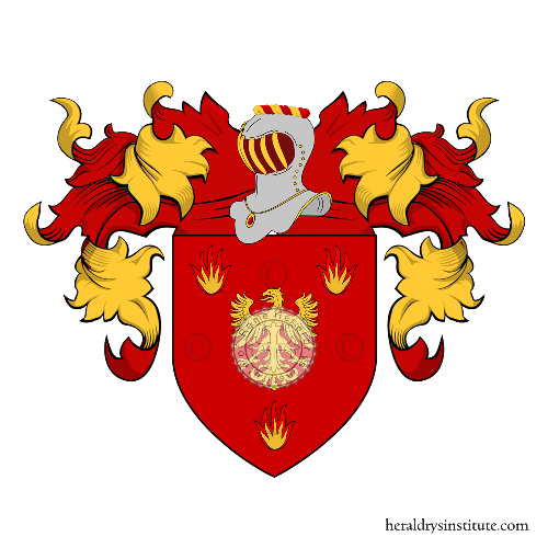 Coat of Arms of family Doumet